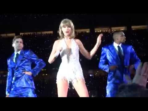 Taylor Swift - Style Live - 8/14/15 - Levi's Stadium - [HD]