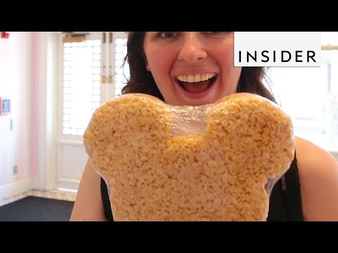 All Of The Disney World Food Shaped Like Mickey Mouse