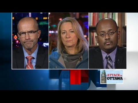 Security Panel: Attack in Ottawa