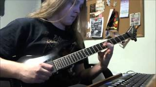 Children of Bodom - Bodom Beach Terror (Solo Cover)