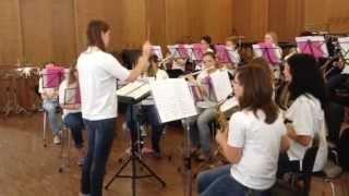 Harmonie Gemeng Mamer - Jugendmusek, Luxemburg
