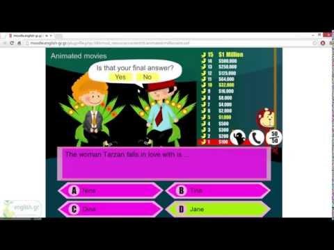 Παρουσιαση Πλατφορμας 1 - Εκπαιδευτικα Παιχνιδια