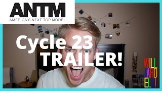 ANTM Cycle 23 Trailer! | America's Next Top Model VH1