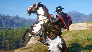 The New BEST Horse In RDO, Collector Rank 20 Criollo! Red Dead Online Frontier Pursuits Update