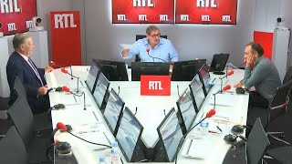 """Éric Zemmour : """"L'erreur de Jean-Luc Mélenchon, c'est d'avoir critiqué Fillon"""""""