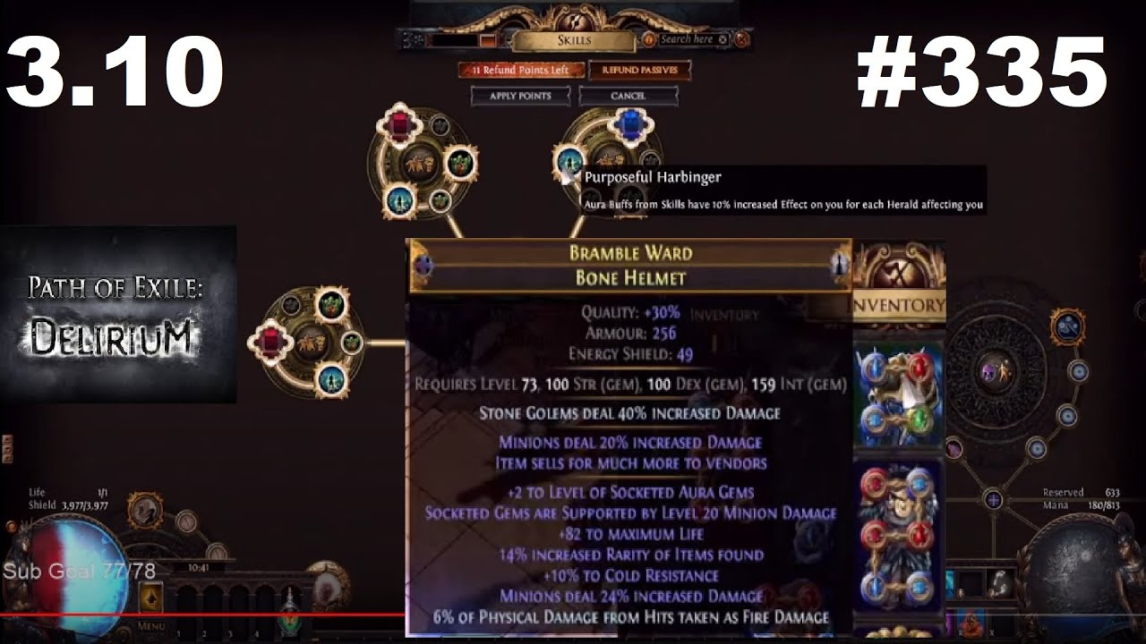 How To Craft 2 Socketed Aura Gems Socketed Gems Elder Bone Helmet 250 Minion Move Speed 335 Youtube And present the list of all the quests that give you passive points you here. how to craft 2 socketed aura gems socketed gems elder bone helmet 250 minion move speed 335