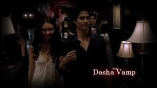 Elena and Damon | Нарисуй Любовь