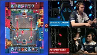 [GAME 2] TEAM LIQUID VS TEAM QUESO | Clash Royale SXSW Gaming Tournament 2018
