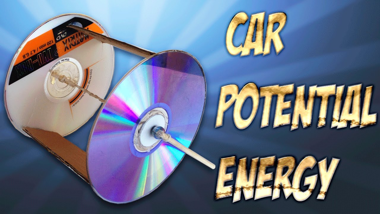 How To Make A Car Potential Energy Youtube