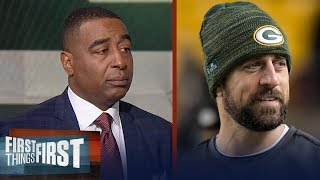 Aaron Rodgers will reportedly start Week 15 vs Carolina, what should we expect? | FIRST THINGS FIRST