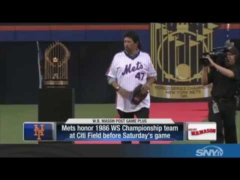 1986 New York Mets: 30th Anniversary at Citi Field