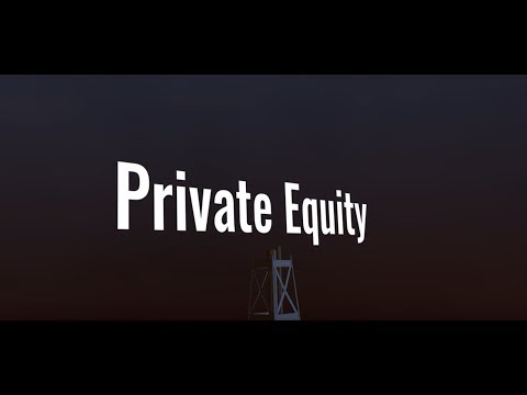 AOP Animations – Private Equity