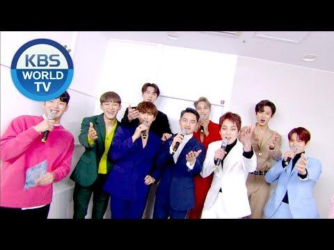 Comeback Today! EXO! [Music Bank / ENG, CHN /2018.12.14]