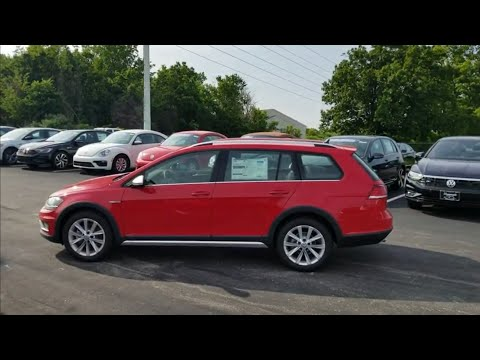 2019 VW Golf 1.8T Alltrack S 4Motion ****DISCONTINUED****
