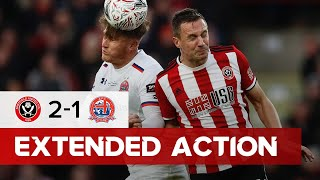 Sheffield United 2-1 AFC Fylde | Extended FA Cup highlights