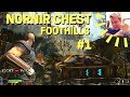 God of War: Nornir Chest #1 in the Foothills