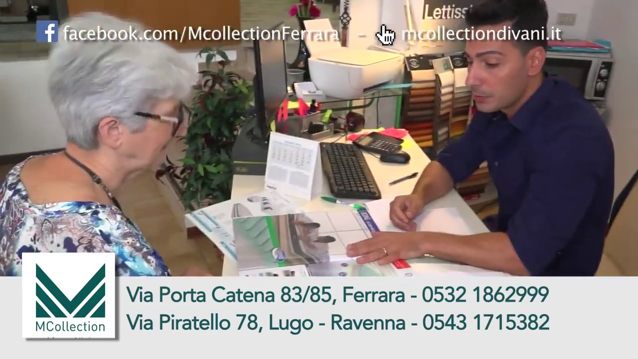 Divani E Divani Ferrara.Mcollection Divani E Poltrone Youtube