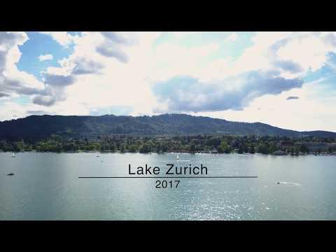 Lake Zurich | Switzerland | DJI Mavic Pro | Drone Video