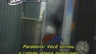 Cybernet Brasil2009 - Mascetes Game Superman Returns - Xbox 360