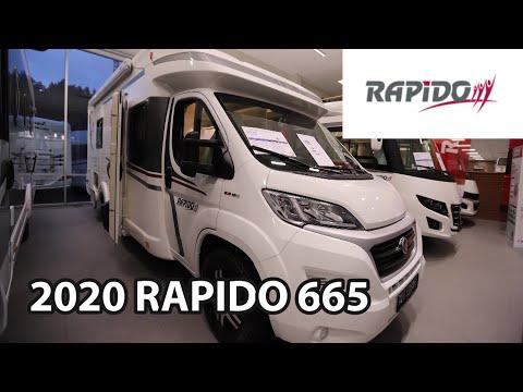 RAPIDO 665 2020 Motorhome 7,49 M