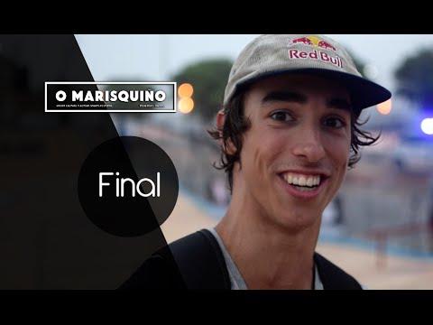 Final Skate Street O'Marisquiño 2016 // Danny Leon, Ryo Sejiri y Ben García