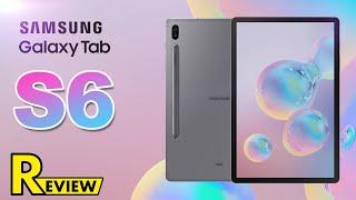 Trên tay nhanh Samsung Galaxy Tab S6: Tương lai máy tính bảng là đây!