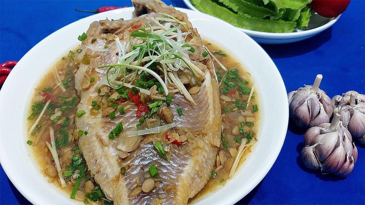Cách nấu Cá Diêu Hồng Kho Tương thật ngon và hấp dẫn by Hồng Thanh Food