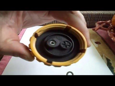 Крышка расширительного бачка опель зафира б