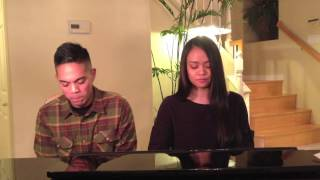 "V-Day Cover: ""Slow Jam"" by Usher + Monica (Melissa Bitanga Collab)"