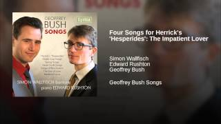 Four Songs for Herrick