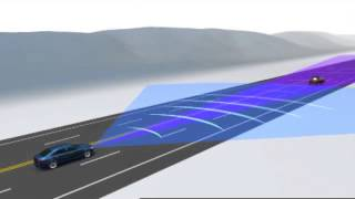 Delphi Electronic Scanning Radar for Cars by Delphi Product & Service Solutions