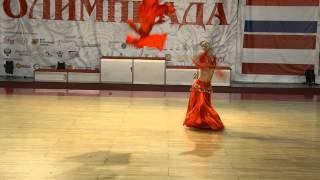Gambar cover KAAN ALBAYRAK ORYANTAL DANS SHOW ile Dünya Şampiyonası ve Rusya Şampiyonası Performance 2015 Moscow