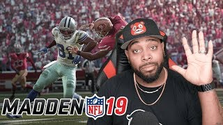 THE TOP 5 DETAILS YOU NEED TO KNOW ABOUT MADDEN 19! New Features & Cover Athlete Perks On MUT