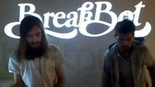 Breakbot DJing at Beatport Studio Berlin