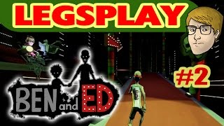 Hardleg and Deadleg continue their playthrough of Ben and Ed, with ...