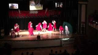 Rotary Dancers 2016