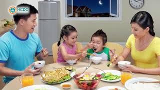 [HCDC] Giảm ăn mặn: Chăm sóc trái tim từ thay đổi nhỏ!