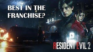 Best Resident Evil Yet?  - Resident Evil 2 Remake Review