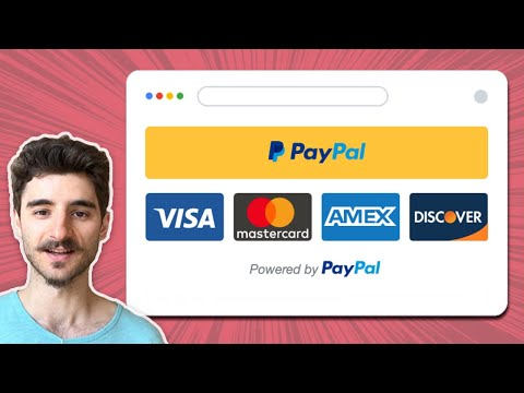 Accept Credit Card Payments On A Website (With PayPal Express Checkout In Woocommerce)