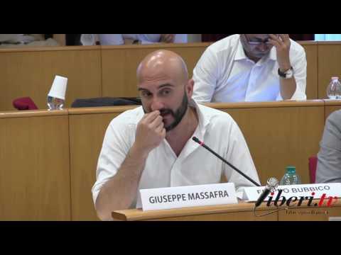 Legalità e buona finanza parte 6 di 6, intervento di Giuseppe Massafra