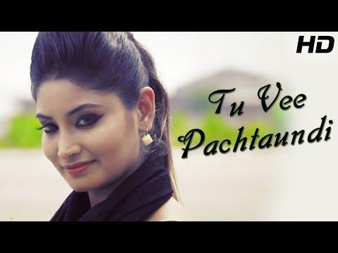 Pushpinder Singh New Song - Tu Vee Pachtaundi -...