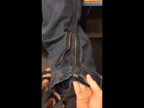 d2a6d41feff4 BMW city pants - YouTube
