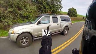 ROAD RAGE | STUPID ANGRY PEOPLE vs BIKERS | PURE RAGE |  [Ep. #76] thumbnail