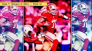 Chargers vs. 49ers Week 16 highlights (#7 game in 2014)