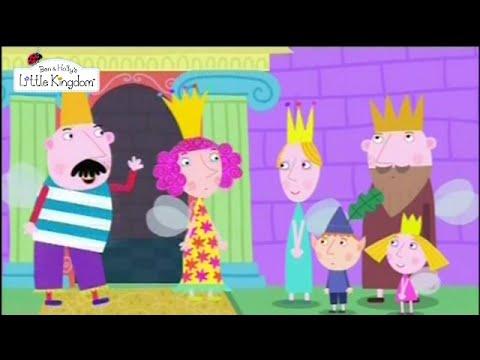 El pequeño reino de Ben y holly español Ben & holly spanish 2 horas castellano 2016 HD