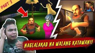 Mananangal Pala Yung Boyfriend ni Teacher - Scary Stranger 3D Part 2
