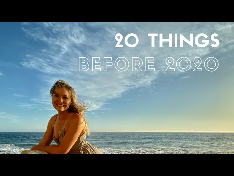 Day 10 of 20 Things to Do Before 2020 (Wisdom & Healing are within the Trees)