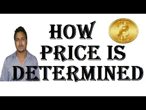 How Price Of Bitcoin Is Determined ? Why Value Of Bitcoin Fluctuates - Bitcoin Rate (Hindi)