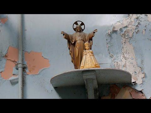 Abandoned Magdalene Laundry in Donnybrook, Dublin, Ireland.