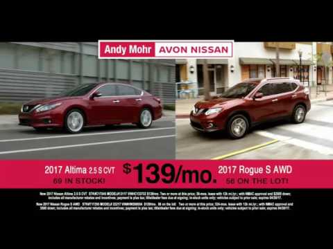 Andy Mohr Nissan Avon >> Andy Mohr Avon Nissan April 2017 Tv Commercial Indianapolis Indiana